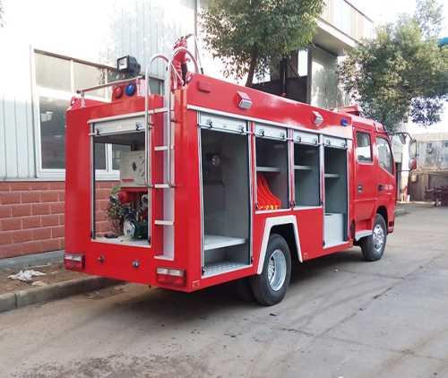 陕西重型消防车怎么卖_陕西消防车供应商