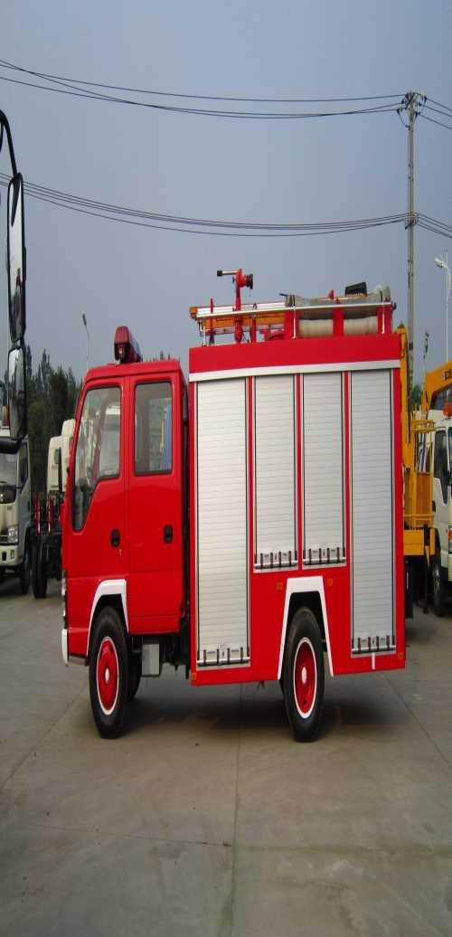 重型消防车