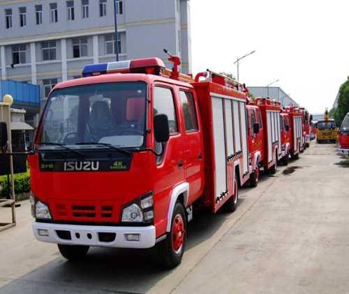 福田消防车