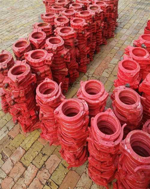 125低压管卡_孟村泵管其他机械零部件加工