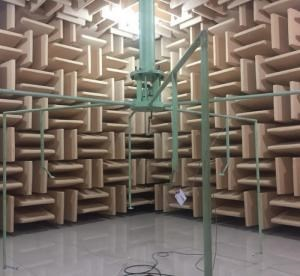 常州半消音室_专业隔音、吸声材料