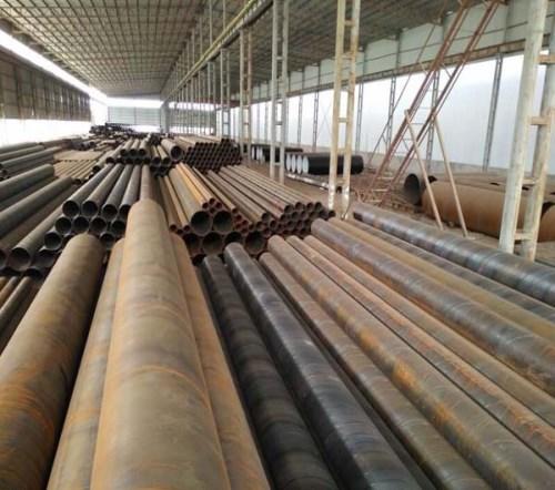 大口径螺旋钢管公司_Q235其他管件厂