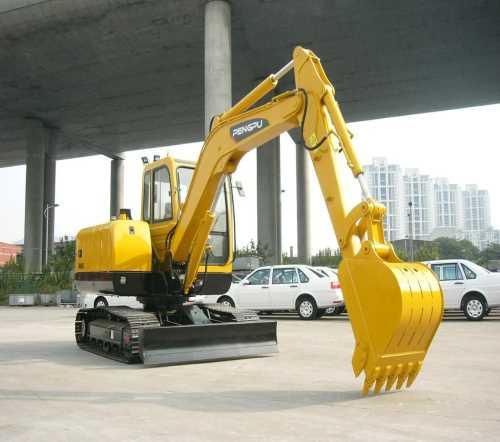 柴油小型挖掘机价格_挖掘机械相关