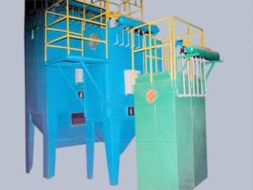 GYMC系列组合型脉冲除尘器生产厂家_GYMY系列圆筒形机械及行业设备效果怎么样