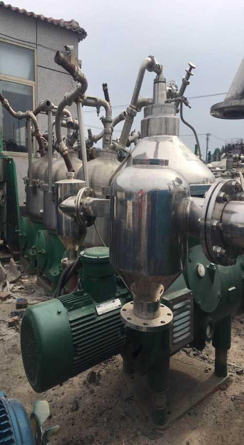 湖北二手静乳分离机进口_西藏二手食品机械回收