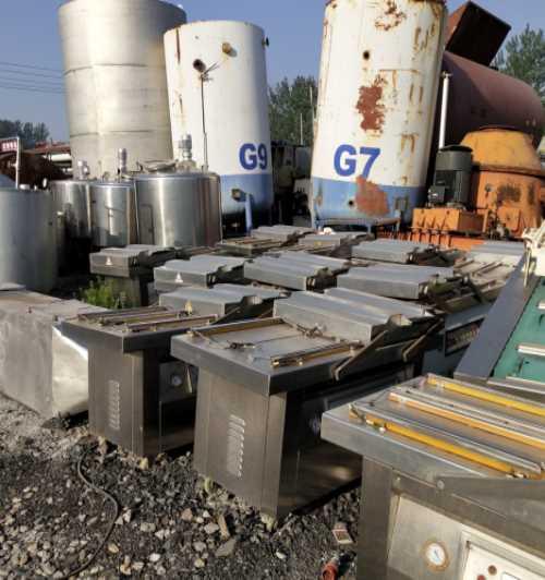 贵州二手搪瓷反应釜回收_青海二手工程机械厂家
