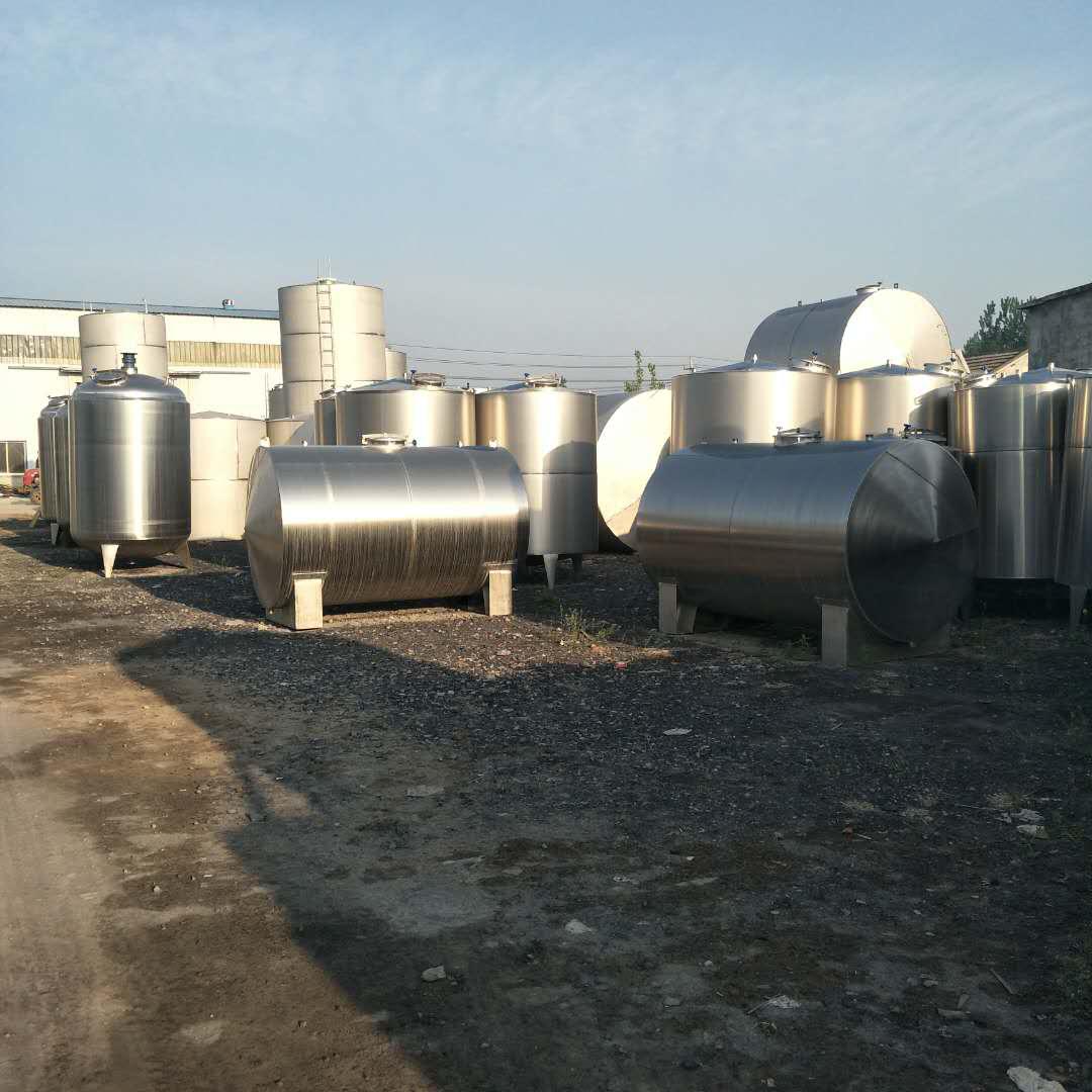 广东二手不锈钢储蓄罐回收_西藏二手食品机械厂家