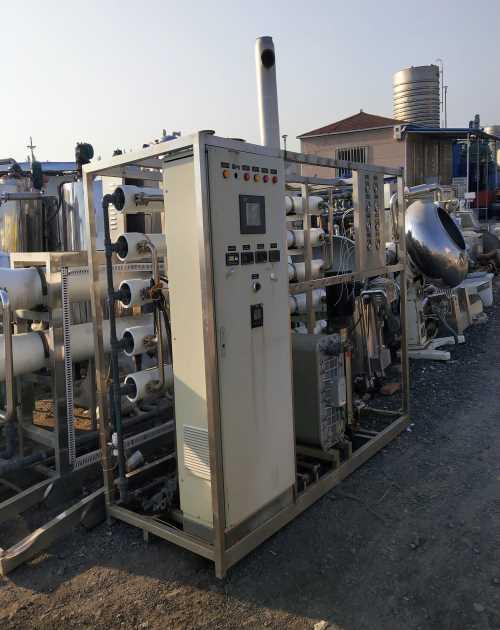 内蒙古二手水处理设备厂家_二手不锈钢水处理设备相关