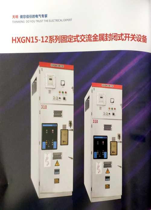高品质高压柜厂家_高压柜型号相关-常德天明开关制造有限公司