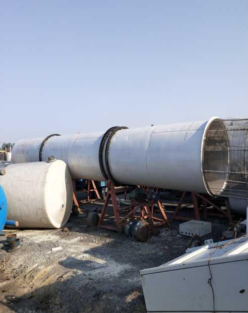 广西二手滚筒烘干干燥机回收_西藏行业专用设备加工转让