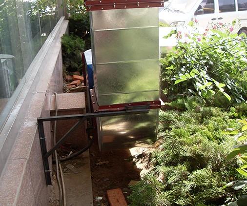 专业厨房排烟系统厂家_餐厅厨房排烟系统相关
