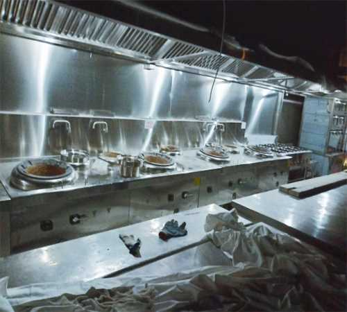 合肥厨房排烟系统工程_工业排烟系统相关
