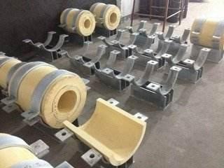 管道保温管托生产厂家_木管托相关