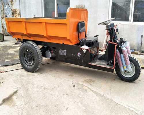 黑龙江电瓶矿用三轮车哪里有_水电瓶三轮车相关