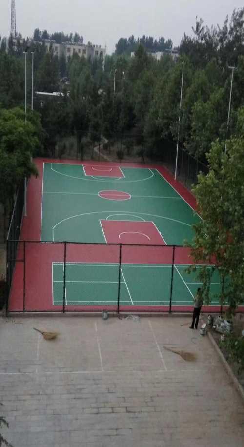 正规硅PU生产销售_胶垫相关-安阳市高佳体育设施有限公司