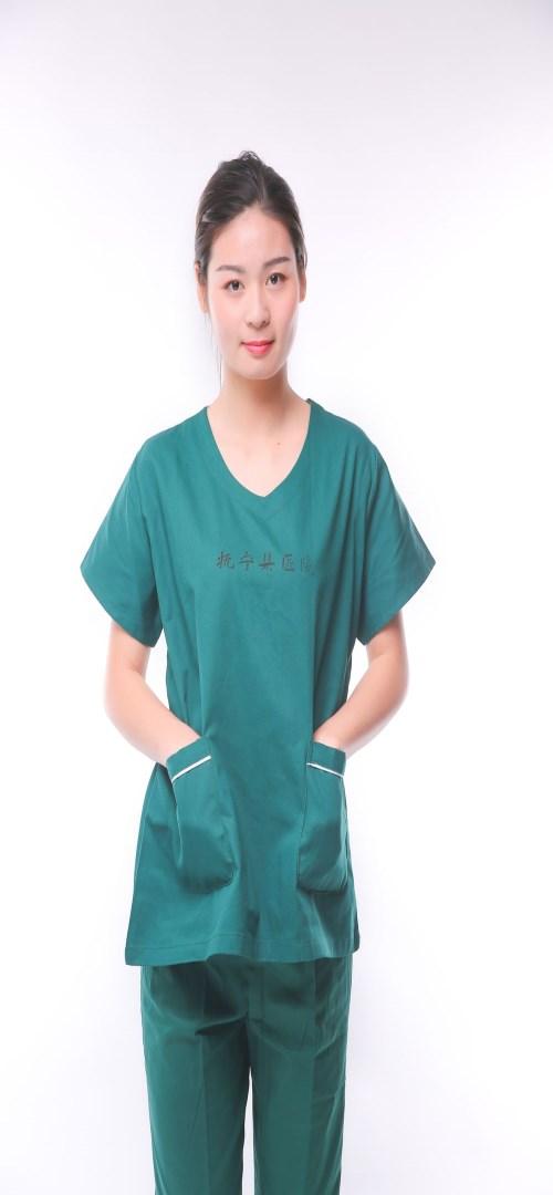 医院洗手衣样式_其它安全和防护服装相关-长垣县凯达服装厂