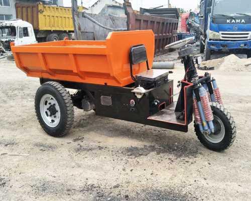 3吨矿用电动三轮车采购_2吨其他工程与建筑机械厂家电话