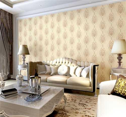 装修墙纸品牌代理_家装壁纸、壁布效果图