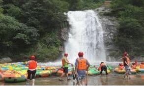 夏季进士河漂流一日跟团游_防水袋 户外 漂流相关