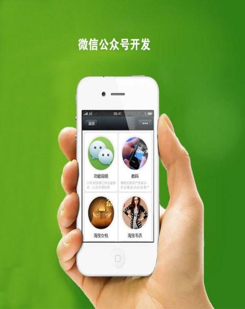 茶饮酒水行业武汉微信公众号开发公司_汽车服务行业软件开发有哪些