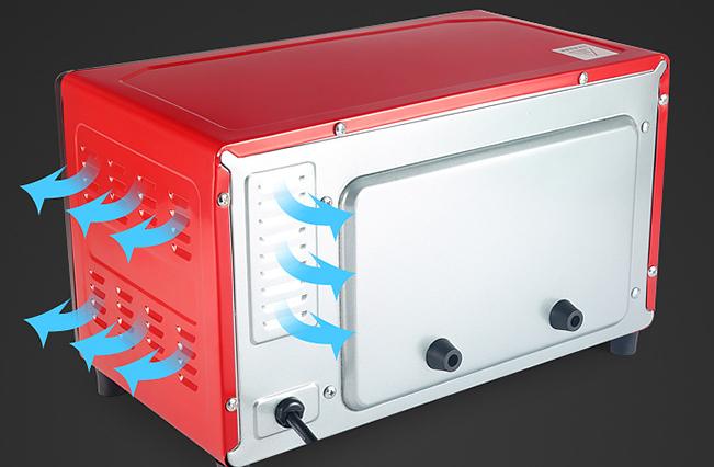 高速快速烤箱