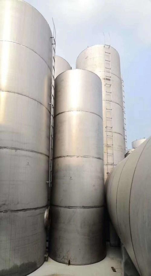 江西二手不锈钢储罐出售_二手不锈钢5吨储罐相关