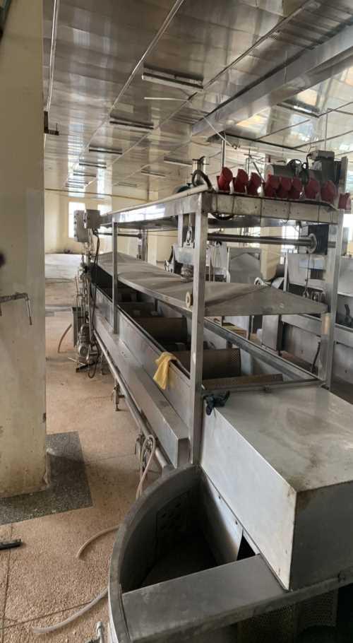 蒸煮食品设备_二手不锈钢冷凝器