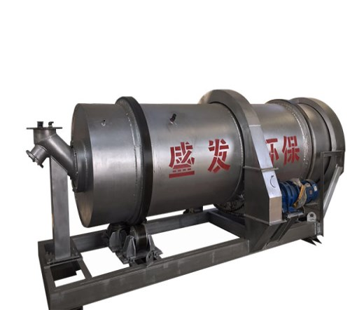 螺旋式冷渣机厂家批发_水冷式机械及行业设备-汤阴盛发环保节能设备有限公司