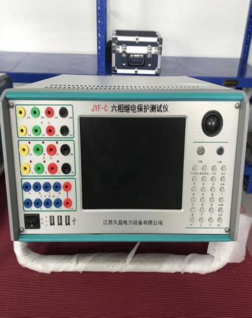 武汉继电保护测试仪价格_保护器相关