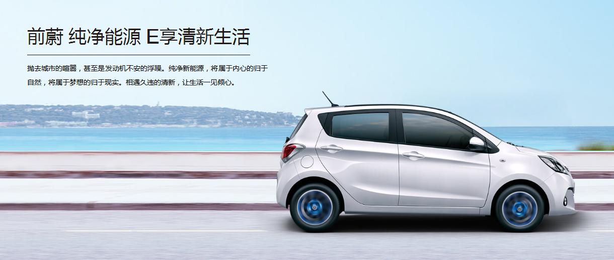 九江新能源汽车哪家好_山东新能源电动汽车相关