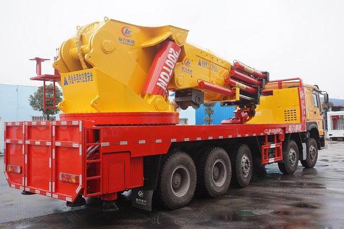 大件设备卸车_大件其他运输搬运设备搬迁
