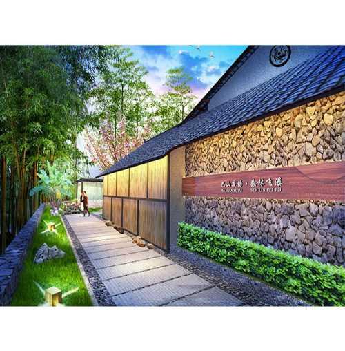 民宿设计公司价格_四川建筑图纸、模型设计定制