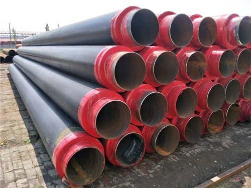 蒸汽直埋保温钢管厂_dn100保温钢管相关
