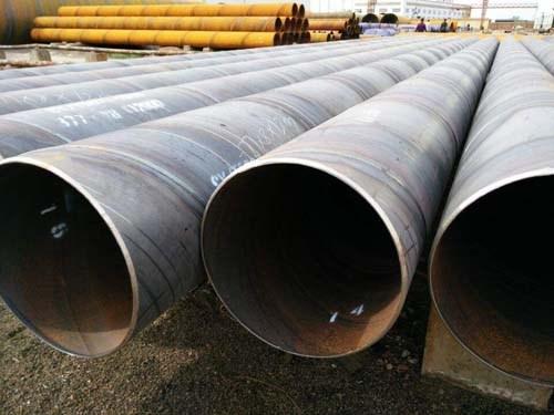 新疆螺旋钢管生产厂家_乌鲁木齐其他管材厂