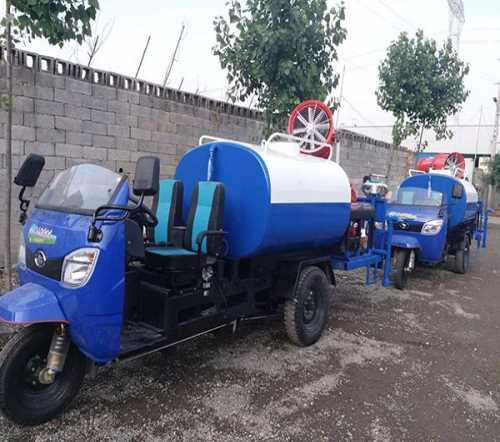 安徽新能源电动洒水车生产公司_多功能喷洒车