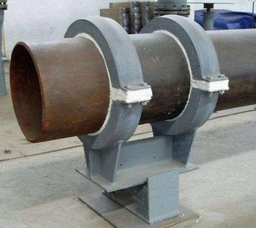 镁钢隔热管托报价_蛭石管道辅助材料价格