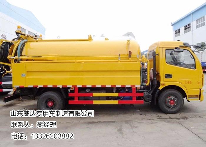 河南二手抽粪车生产厂家电话_小型吸污车生产公司