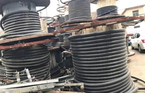 电线电缆价格_电缆连接器相关-新乡市凤泉区华能物资回收部
