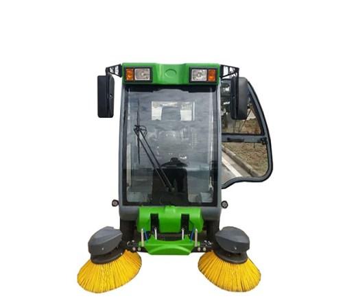 多功能电动扫地车制造商_电动驾驶式扫地车相关