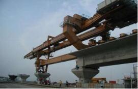 河北大型桁架式架桥机定制_专业起重机多少钱
