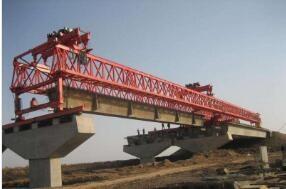 大型桁架式架桥机销售_导梁式起重机生产厂家
