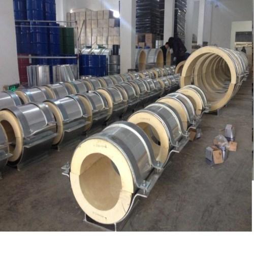 隔热聚氨酯管托厂家_保冷工业锅炉及配件