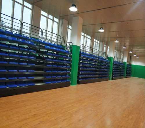 体育场馆看台设计_2健身路径