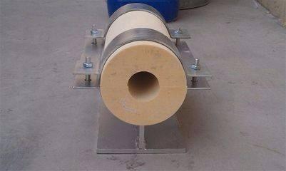 高密度聚氨酯管托_隔热工业锅炉及配件