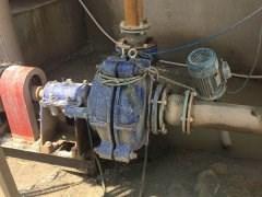 单壳渣浆泵