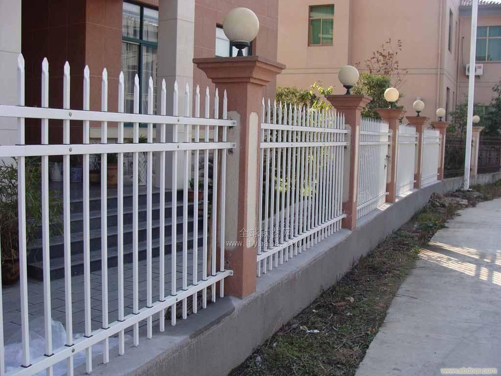 河北锌钢阳台护栏_pvc隔离栅、栏、网哪家好