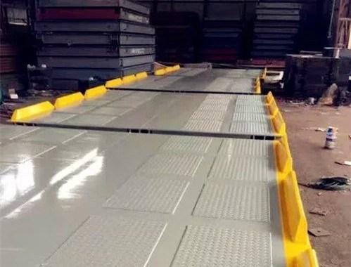 模拟高端汽车衡推荐_100吨地上衡厂家