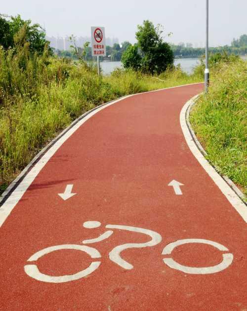 自行车道彩色防滑路面材料_彩色防滑路面材料相关