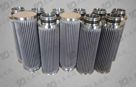 不锈钢滤芯生产商_电厂滤芯价格