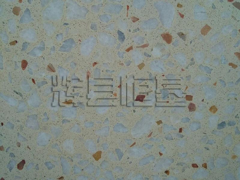 高档水磨石板材_新型其他地板
